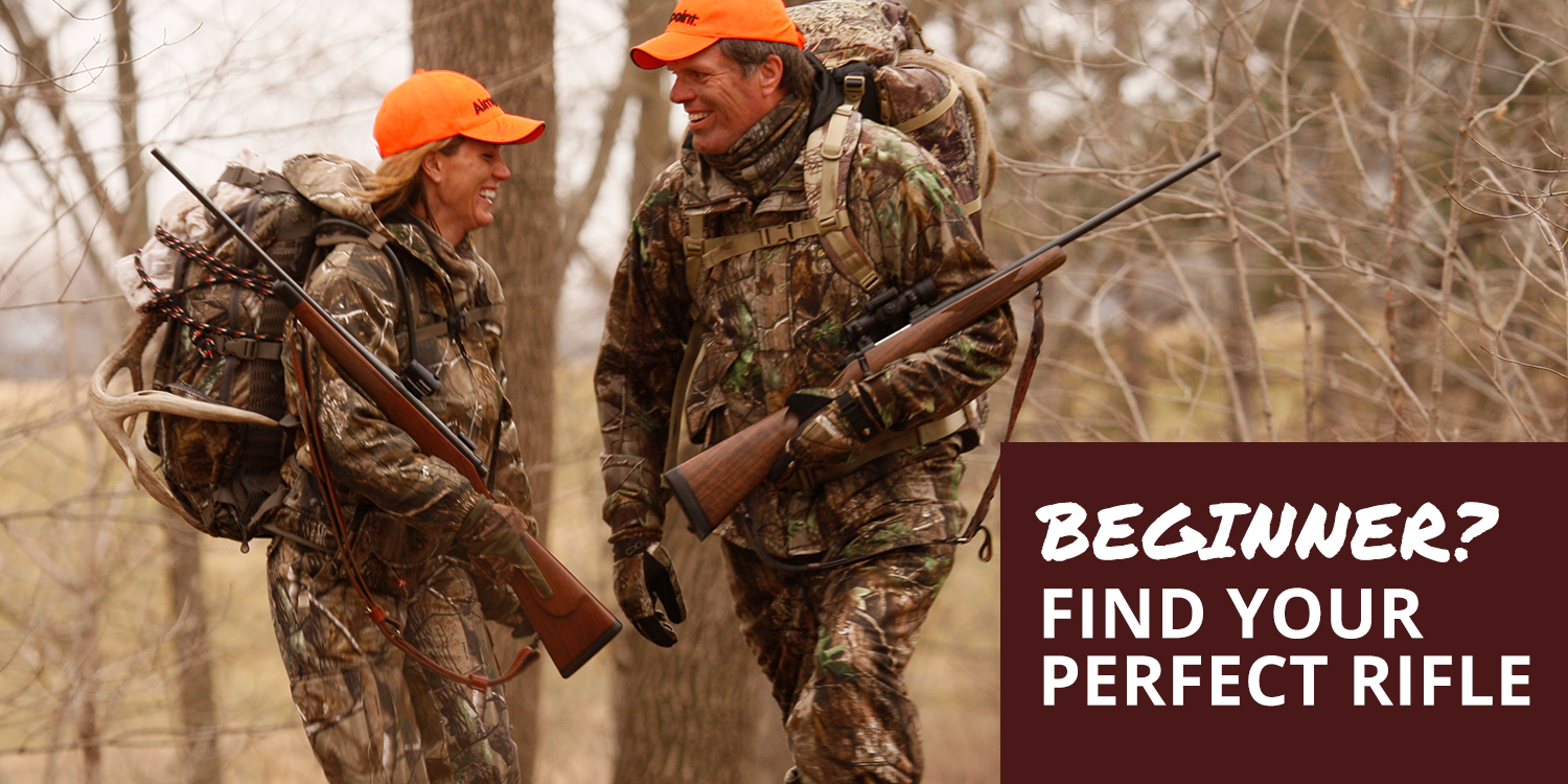 Best Hunting Rifle For a Beginner